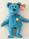 "Ty Beanie Baby Collection, Bear  ""Classy"" (2001)"