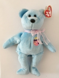 "Ty Beanie Baby Collection, Bear  ""Eggs II"" (2001)"