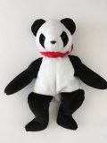 "Ty Beanie Baby Collection, Bear ""Fortune"""