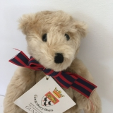 "Teddybär ""Basil"" von Canterbury Bears, Made in England for GUND"