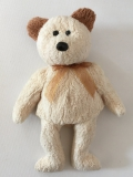 "Ty Beanie Baby Collection, Bear ""Huggy""  A (2000)"
