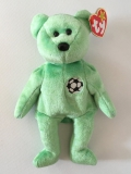 "Ty Beanie Baby Collection, Bear ""Kicks"" (1998)"