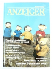 """Buch """"Bänstädter Anzeiger""""    Zeitschrift vom Teddybären für Erwachsene"""